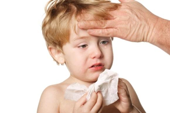 bolalarda meningit